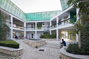 GHESKIO Tuberculosis Hospital | Architect Magazine