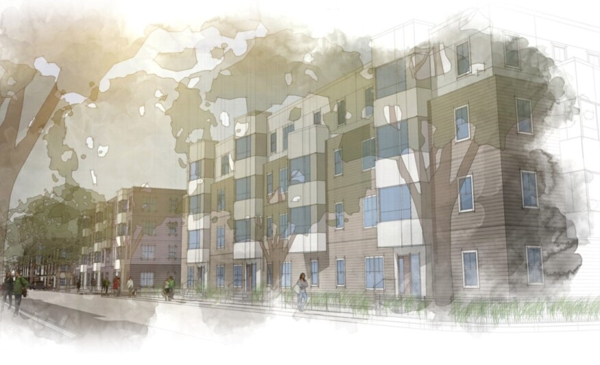Old Colony Phase Three Breaks Ground in South Boston