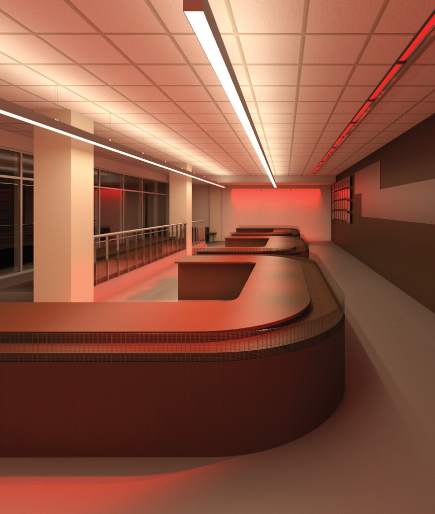 rethinking exposure to saturated colored light architectural