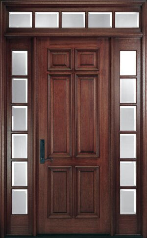 M 3 Krause Johansen Pella Corporation Pre Finished Wood Entry Doors