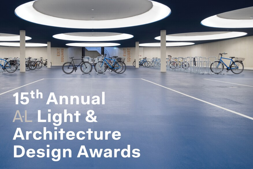 2018 Al Light Architecture Design Awards Architectural