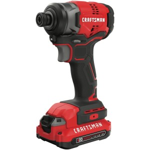 Review Craftsman Cmcf820 V20 Impact Driver Tools Of The Trade Cordless