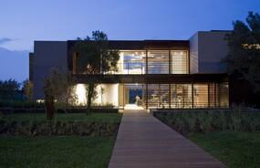 House Abo Architect Magazine Nico Van Der Meulen