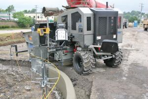 Phoenix Curb Machines Phoenix 7500 Curb Machine