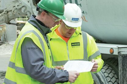 Computing and Measuring Yield| Concrete Construction Magazine