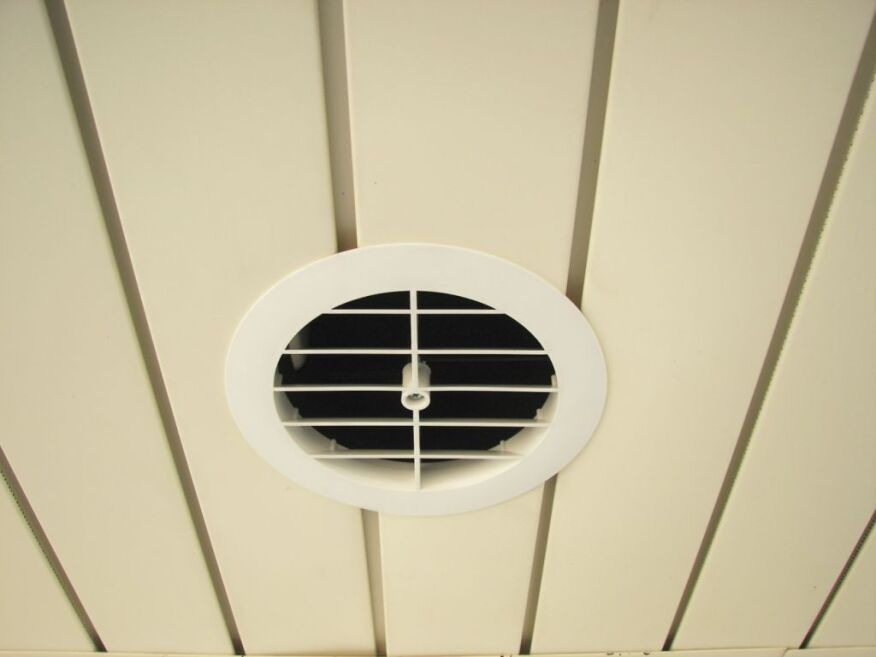 Panasonic Eco Solutions Introduces New Vent Termination