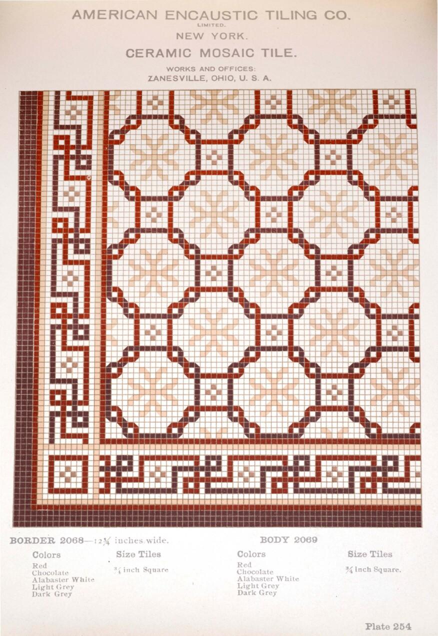 Encaustic Mosaic Tile Patterns Come Back to Life   Architect ...