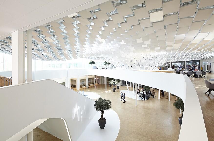 laboratory for visionary architecture lava - Interior Architecture Magazine