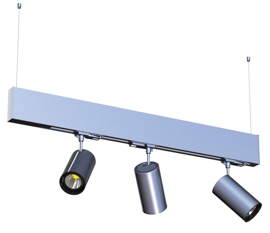 Lumelex gemini series by lighting services inc architectural lumelex gemini series lighting services inc this suspended indirect luminaire system combines lsi track with xicatos xtm led modules mozeypictures Choice Image