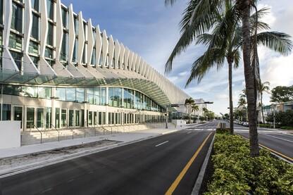 The river district architect magazine solomon cordwell - Home design miami beach convention center ...