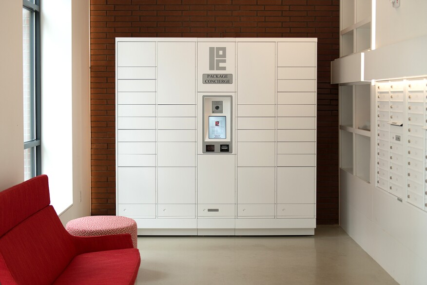 Integrating Package Lockers In 2019: What Apartment