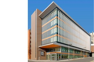 Mass Mental Health Center Architect Magazine The Architectural