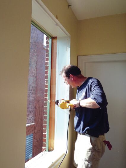 Installing Full-Frame Replacement Windows | JLC Online