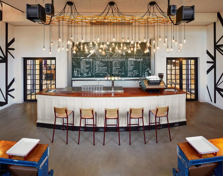 Traveling light architectural lighting magazine hospitality