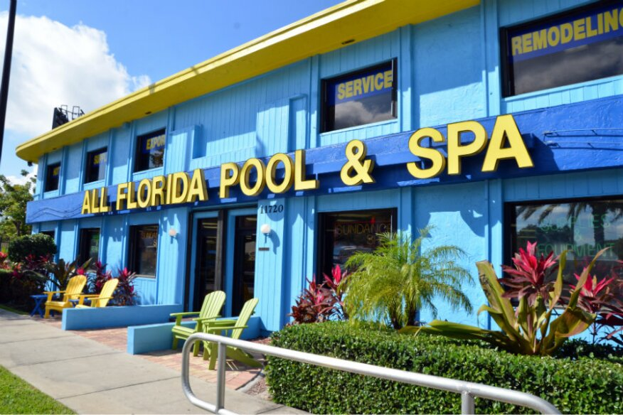 All Florida Pool Spa Center