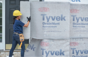 That's a Wrap: New Sheathing and Housewrap Products