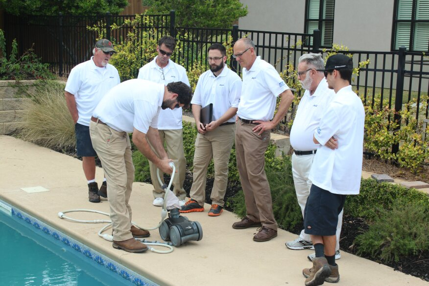 Should You Join a Pool Service Franchise?| Pool & Spa News ...