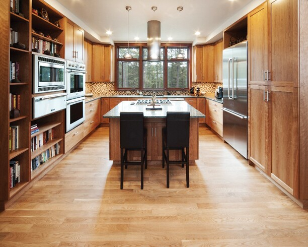 pictures of small kitchens with islands 10 floor plans with great kitchens builder magazine 9132