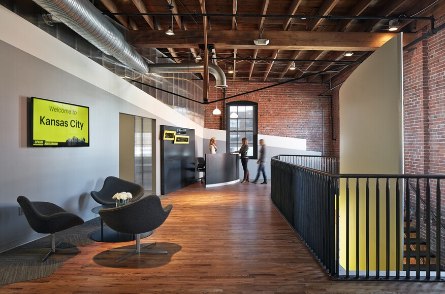The Entry To Sprint Accelerator27s Co Working