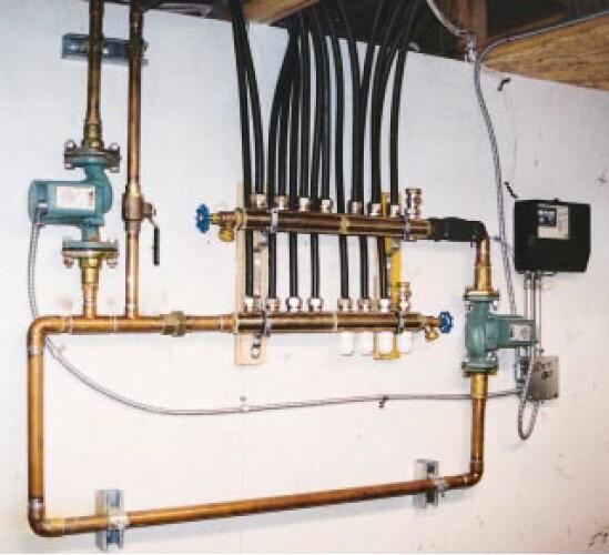 Case Study Hydronic Heat Retrofit Jlc Online