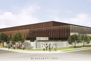 La Lakers Headquarters And Training Center Architect Magazine