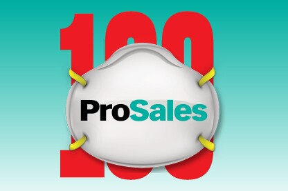 Introducing the 2020 ProSales 100