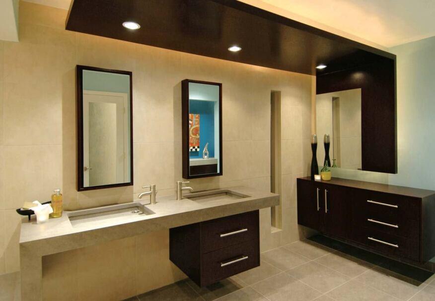 Mccoy bathroom alexandria va residential architect for Bathroom vanities alexandria