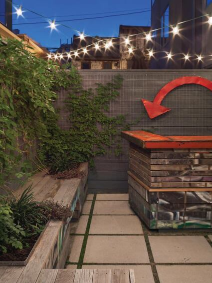 An Urban Garden In Philadelphia Custom Home Magazine