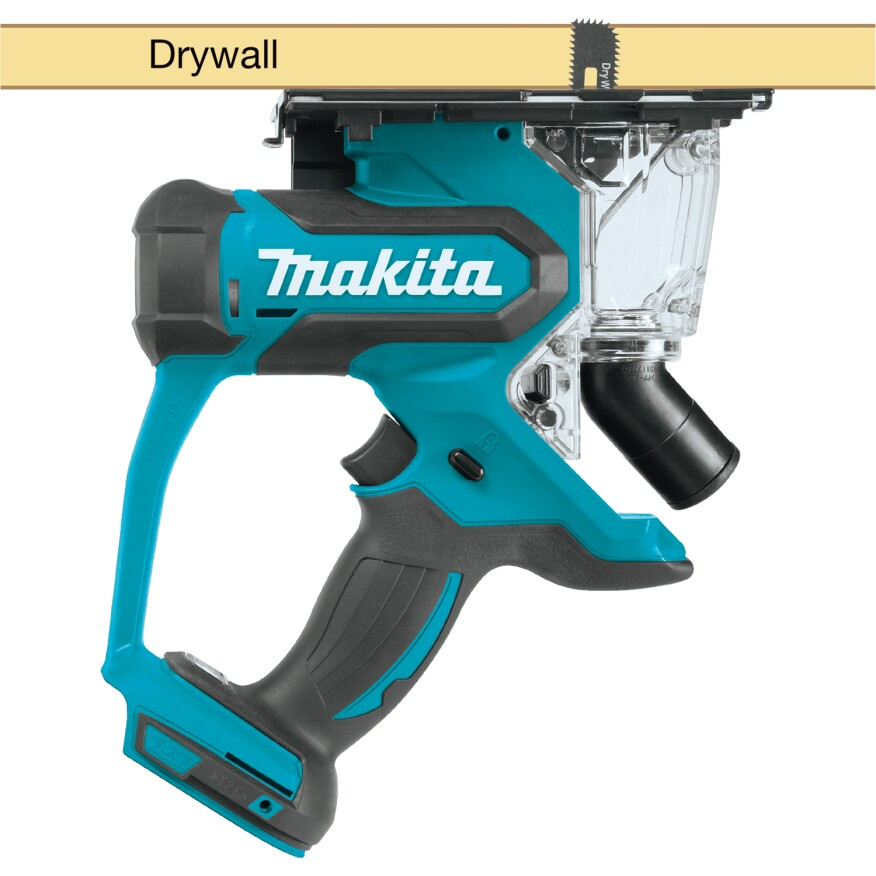 makita xds01z cordless cutout saw | tools of the trade | saws