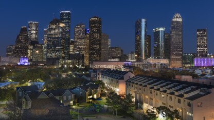 Toll Brothers Donates a Home Site in Houston | Builder Magazine on
