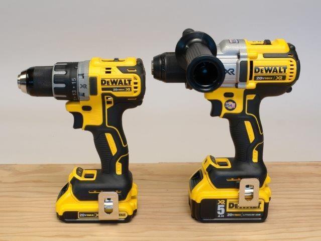 dewalt 20v max xr compact drill driver tools of the trade drill drivers tool tests. Black Bedroom Furniture Sets. Home Design Ideas