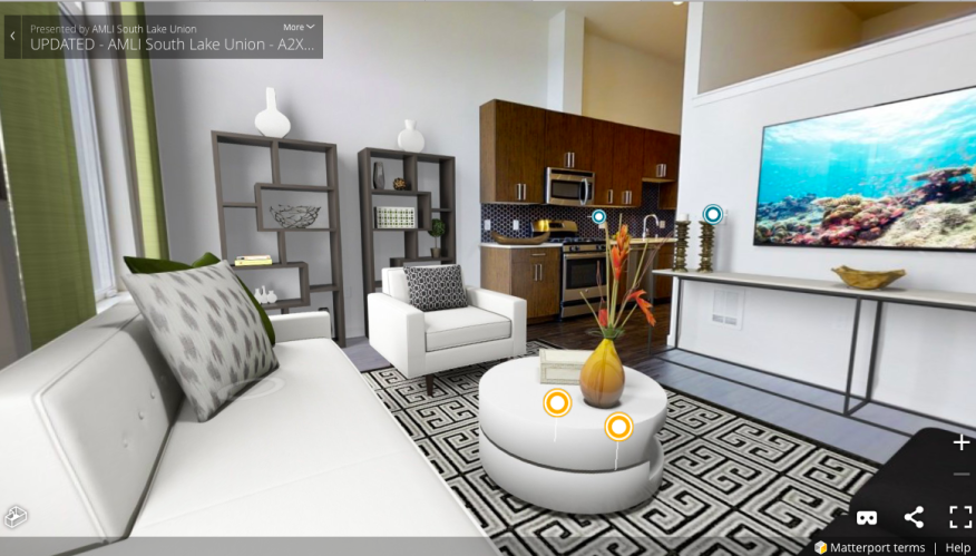 Rooomy expands to offer virtual staging of 3d walkthroughs for Virtual home walkthrough