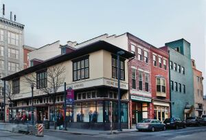 Case Study: Pittsburgh Mixed-Use Project Combines