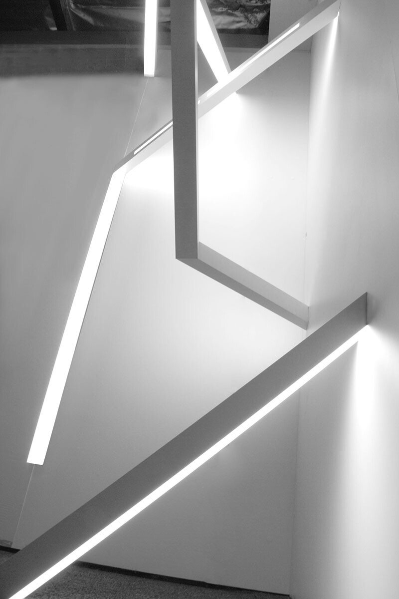 Through E By Bartco Lighting Architect Magazine