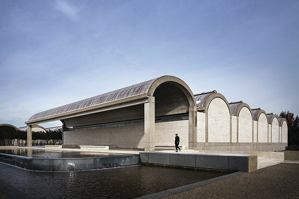 structural light the new renzo piano pavilion at the kimbell