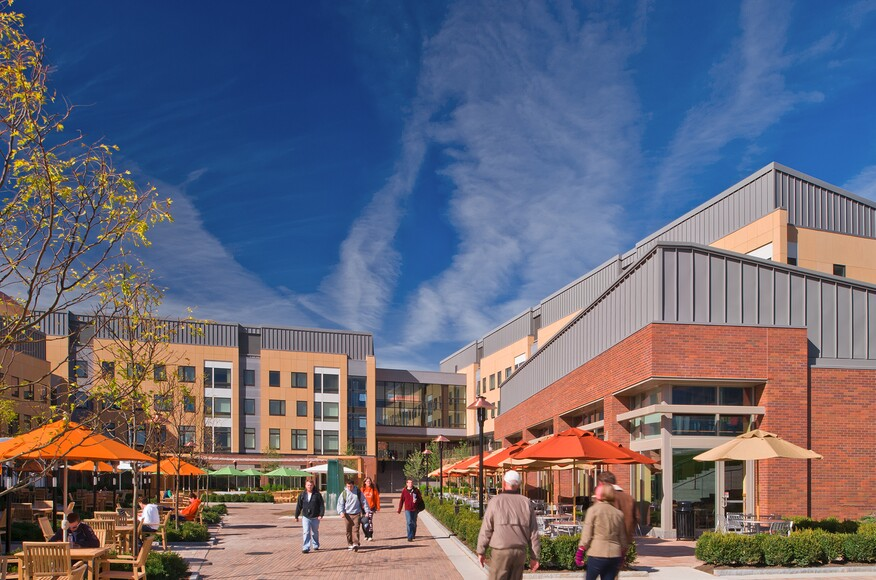 Rochester institute of technology global village for Residential architects rochester ny
