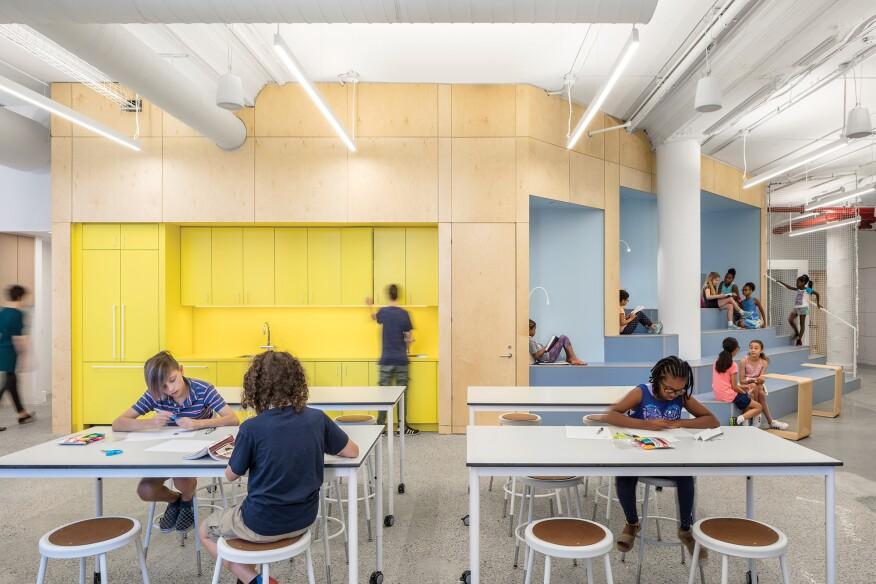 The Future Of School Design Architect Magazine