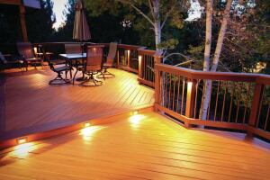 Deck Lighting Boosts S