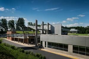 Terraset Elementary School Architect Magazine Architecture