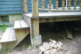 Building A Deck Over A Gas Meter Professional Deck