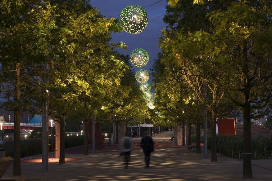 2017 Al Design Awards Queen Elizabeth Olympic Park London