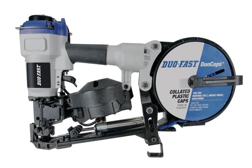 Duo Fast Cap Nailer Does Double Duty Jlc Online