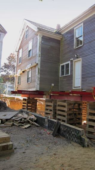Creating a New Foundation for an Old House | JLC Online