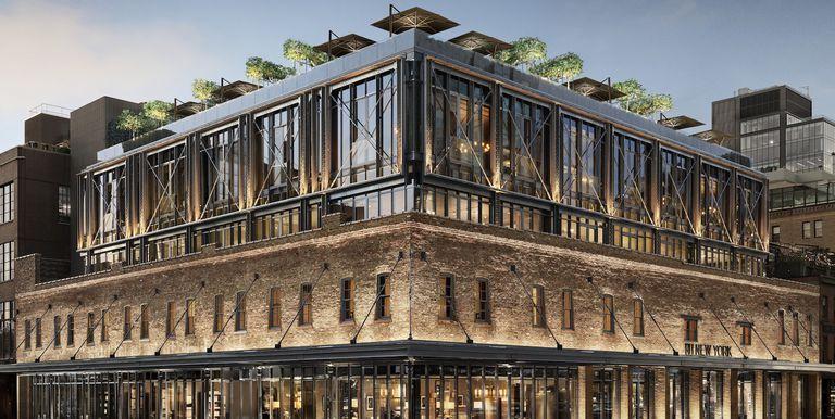 Restoration Hardware's Expansive NYC Design Gallery