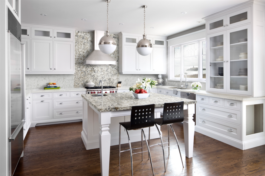 Countertops Trend Toward Nature Inspired Designs Builder Magazine Kitchen Countertops