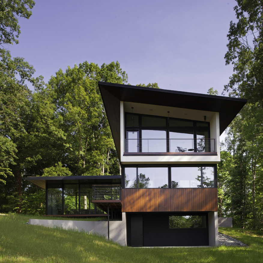 North Carolina S 2015 Matsumoto Prize Awards Six Modern Houses