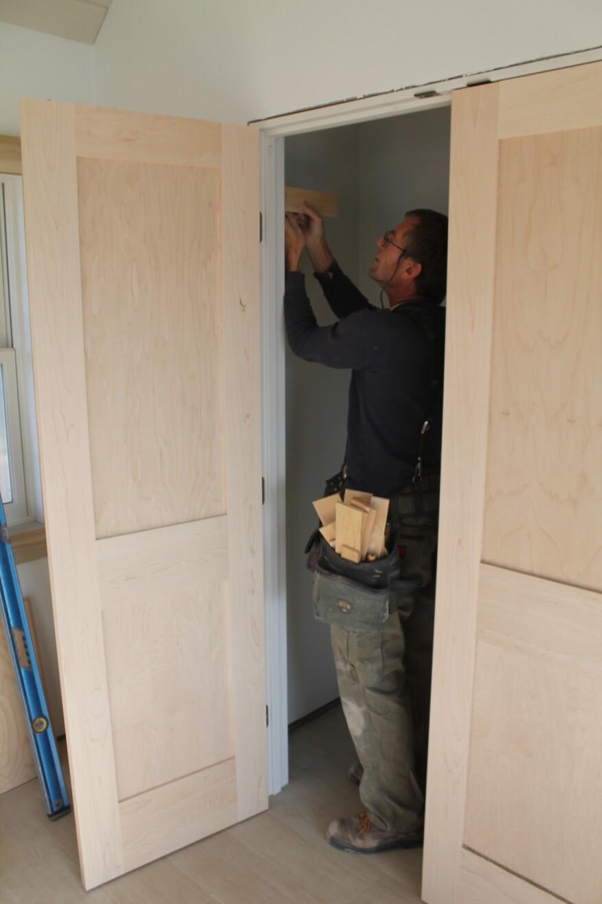 Hanging Pre Hung Interior Doors Jlc Online Interiors
