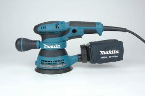 Makita BO5041K Random Orbital Sander   Tools of the Trade on