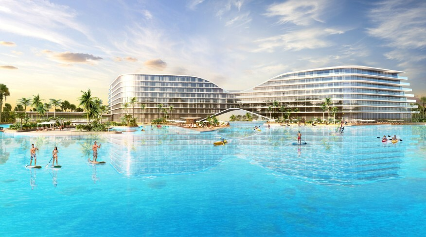 Developers Are Bringing Crystal Lagoons Amenities to U S