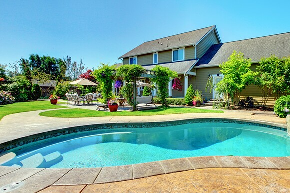 California pools landscape ranks third in customer for Top pool builders